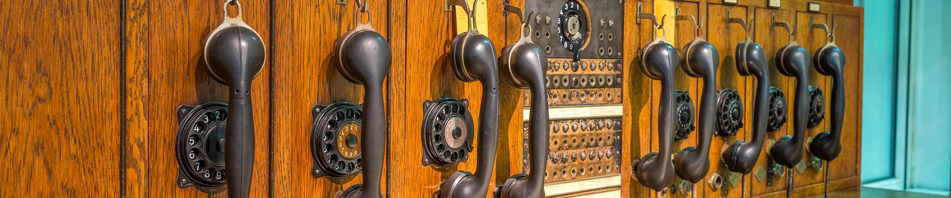 Telefonanlagen & IP-Telefonie